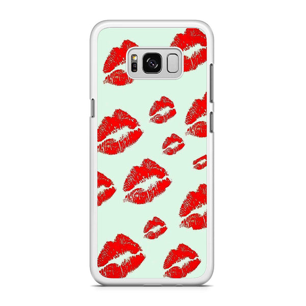 Lips Tender-Hearted Samsung Galaxy S8 Plus Case