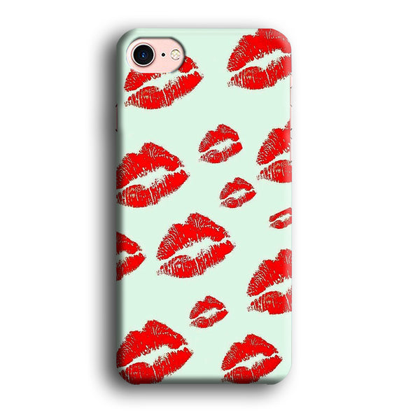 Lips Tender-Hearted iPhone 7 Case - carneyforia
