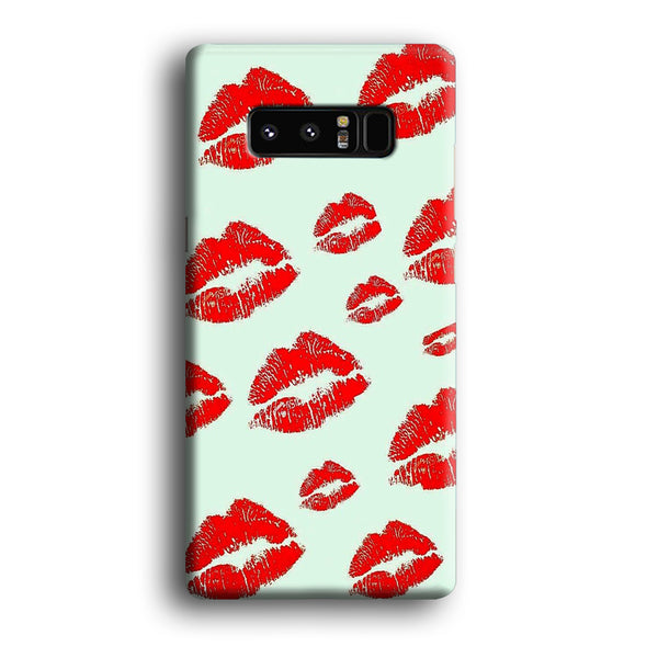 Lips Tender-Hearted Samsung Galaxy Note 8 Case