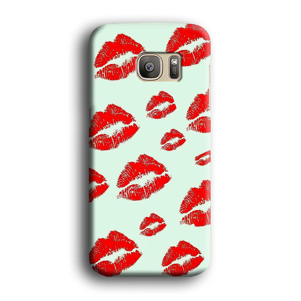 Lips Tender-Hearted Samsung Galaxy S7 Edge Case