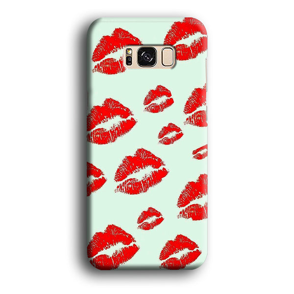 Lips Tender-Hearted Samsung Galaxy S8 Case