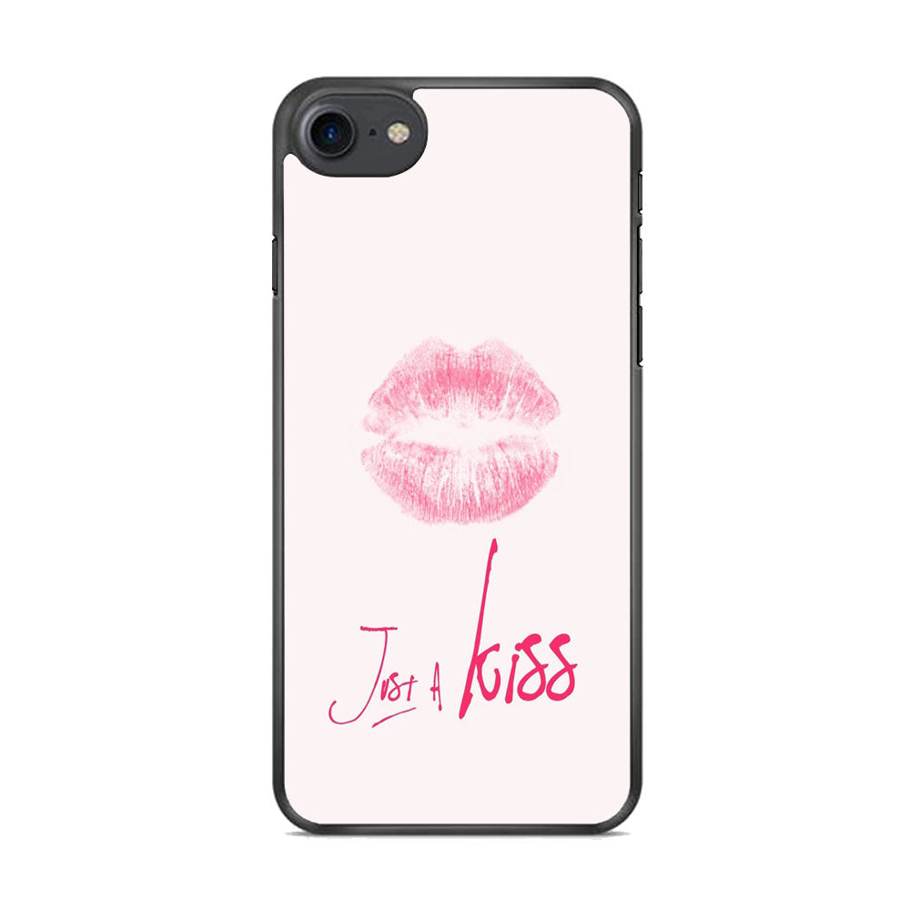 Lips and Just Kiss for It iPhone 7 Case - carneyforia