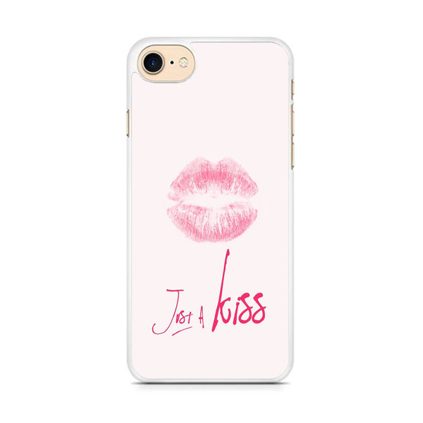Lips and Just Kiss for It iPhone 8 Case