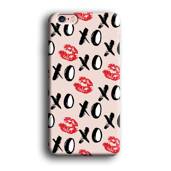 Lips and Xoxo iPhone 6 | 6s Case - carneyforia