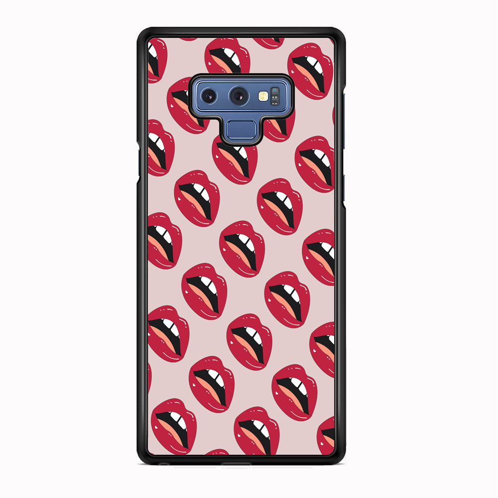 Lips for You Samsung Galaxy Note 9 Case