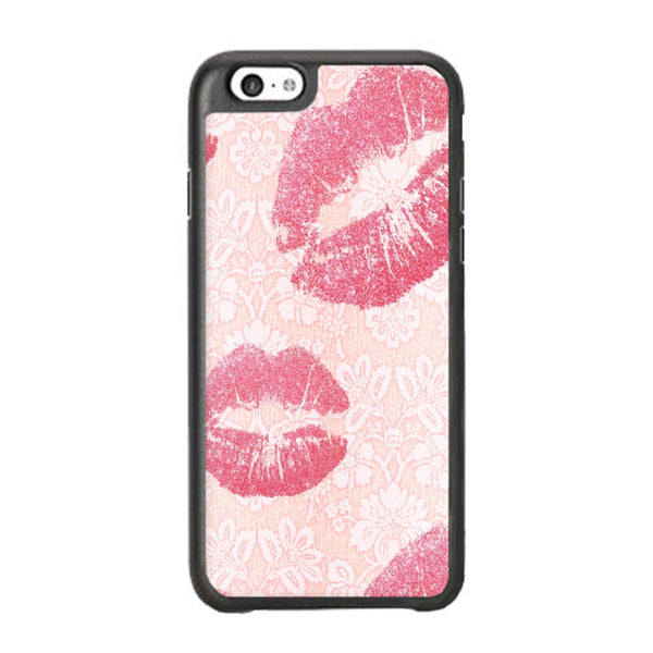 Lips in Dinner Moment iPhone 6 Plus | 6s Plus Case - carneyforia