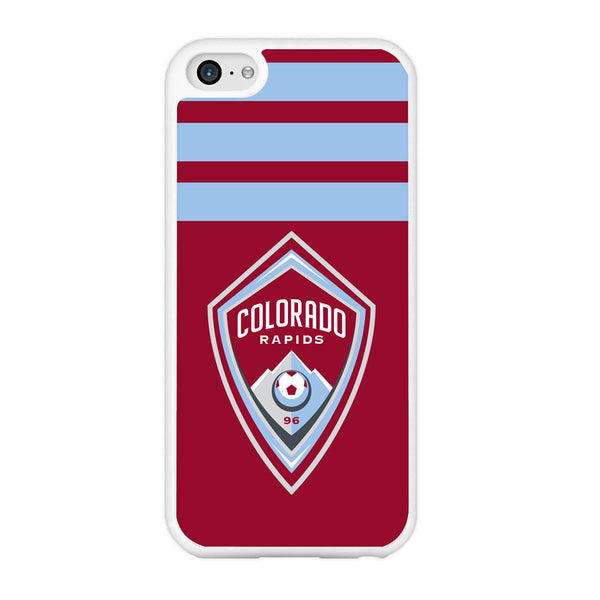 MLS Colorado Rapids Logo Stripe iPhone 5 | 5s Case