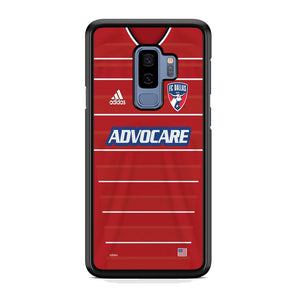MLS FC Dallas Costume Red Samsung Galaxy S9 Plus Case
