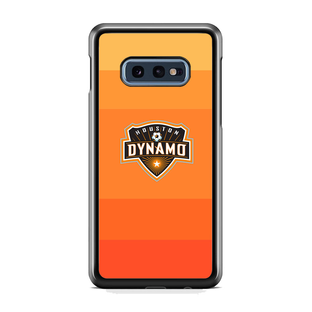 MLS Houston Dynamo Logo Samsung Galaxy S10E Case
