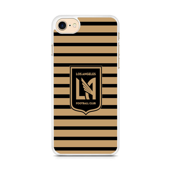 MLS Los Angeles LAFC Black Gold iPhone 7 Case