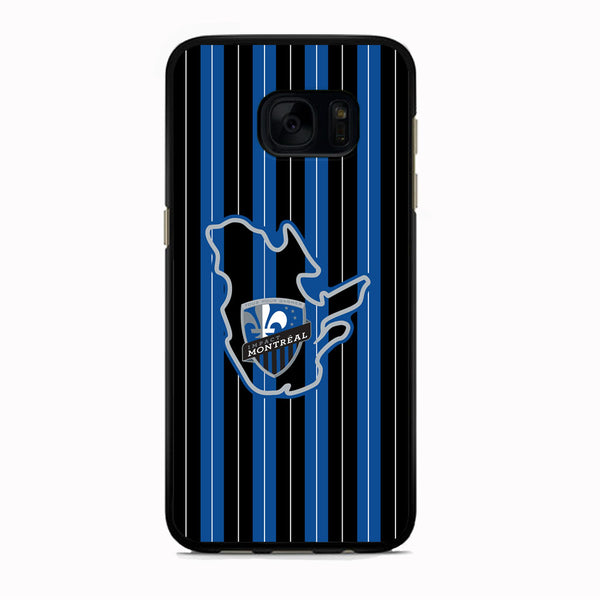 MLS Montreal Fc Black And Blue Samsung Galaxy S7 Case