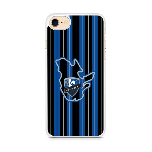 MLS Montreal Fc Black And Blue iPhone 7 Case