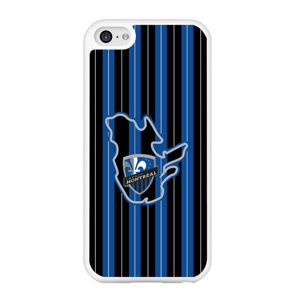 MLS Montreal Fc Black And Blue iPhone 5 | 5s Case
