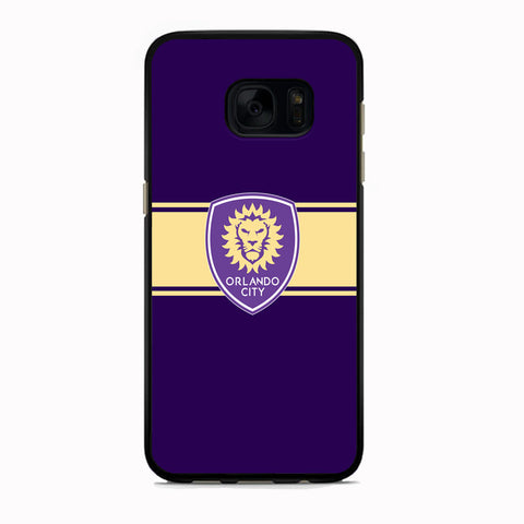 MLS Orlando City Emblem Samsung Galaxy S7 Case