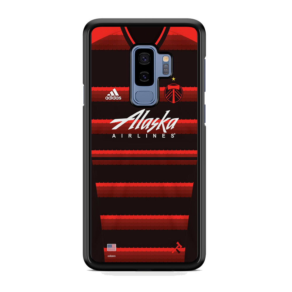 MLS Portland Timbers Costume Samsung Galaxy S9 Plus Case