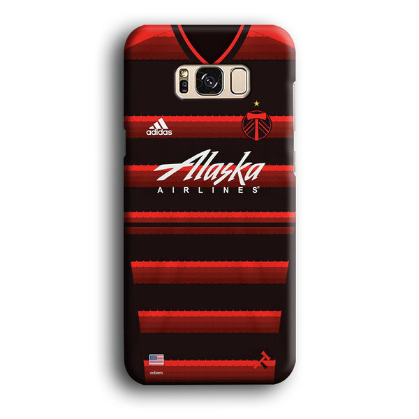 MLS Portland Timbers Costume Samsung Galaxy S8 Case
