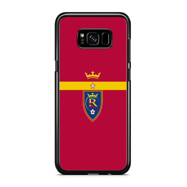 MLS Real Salt Lake King Logo Samsung Galaxy S8 Plus Case
