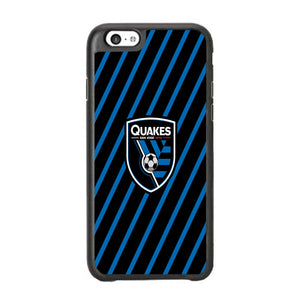MLS San Jose Quakes Logo iPhone 6 | 6s Case