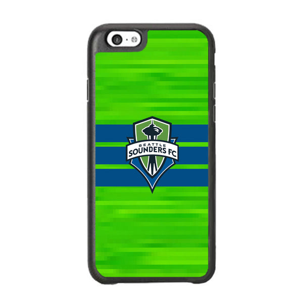 MLS Seattle Sounders FC Green Pixel iPhone 6 Plus | 6s Plus Case