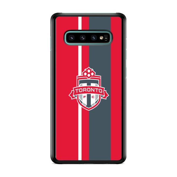 MLS Toronto Fc Red Logo Team Samsung Galaxy S10 Plus Case