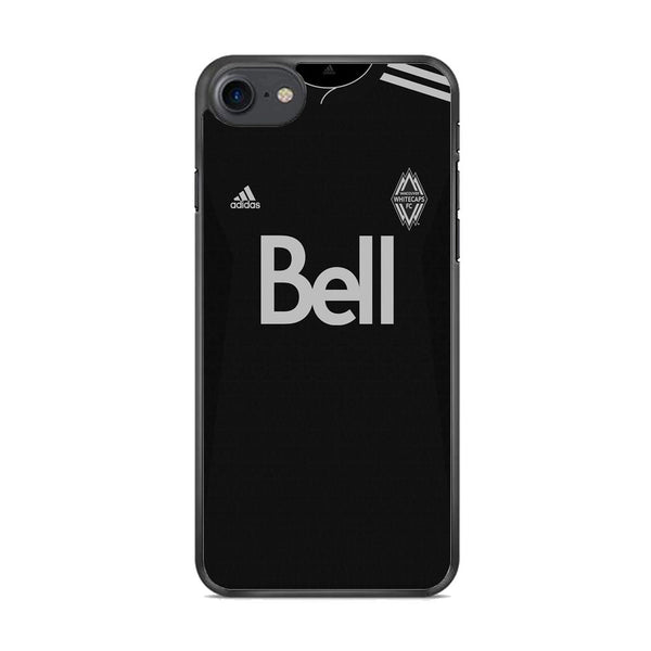 MLS Whitecaps Costume Black iPhone 7 Case