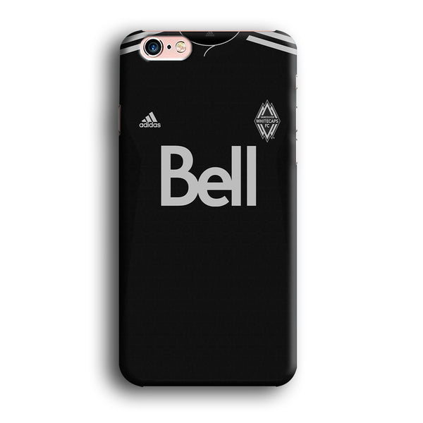 MLS Whitecaps Costume Black iPhone 6 | 6s Case
