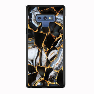 Marble Gold Paste Samsung Galaxy Note 9 Case
