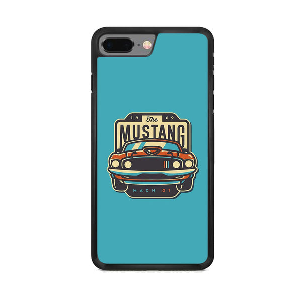 Mustang Mach 01 iPhone 8 Plus Case