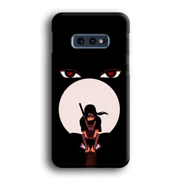 Naruto Blood Moon of Uchiha Samsung Galaxy S10E Case