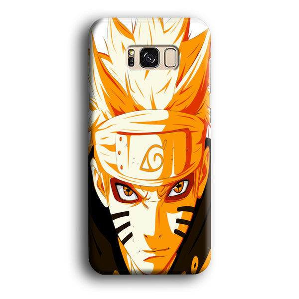 Naruto Will Turn Into Kyubi Samsung Galaxy S8 Plus Case