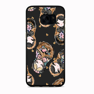 Nesting Dolls Dark Choco Samsung Galaxy S7 Edge Case