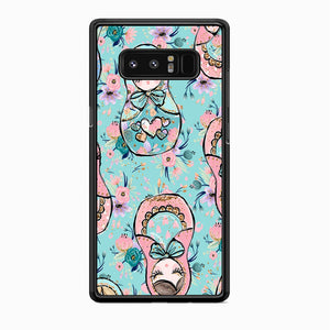 Nesting Dolls Morning Side Samsung Galaxy Note 8 Case