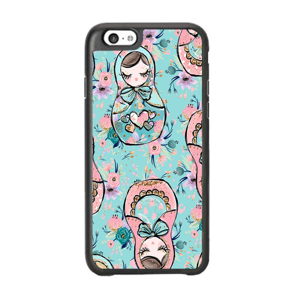 Nesting Dolls Morning Side iPhone 6 Plus | 6s Plus Case