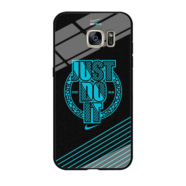 Nike Glamorous Temptation Samsung Galaxy S7 Edge Case