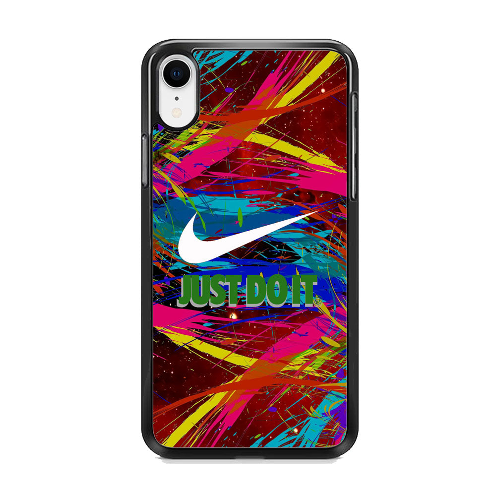 Nike Mural Effect iPhone XR Case