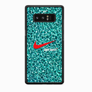 Nike Red Shiny Samsung Galaxy Note 8 Case