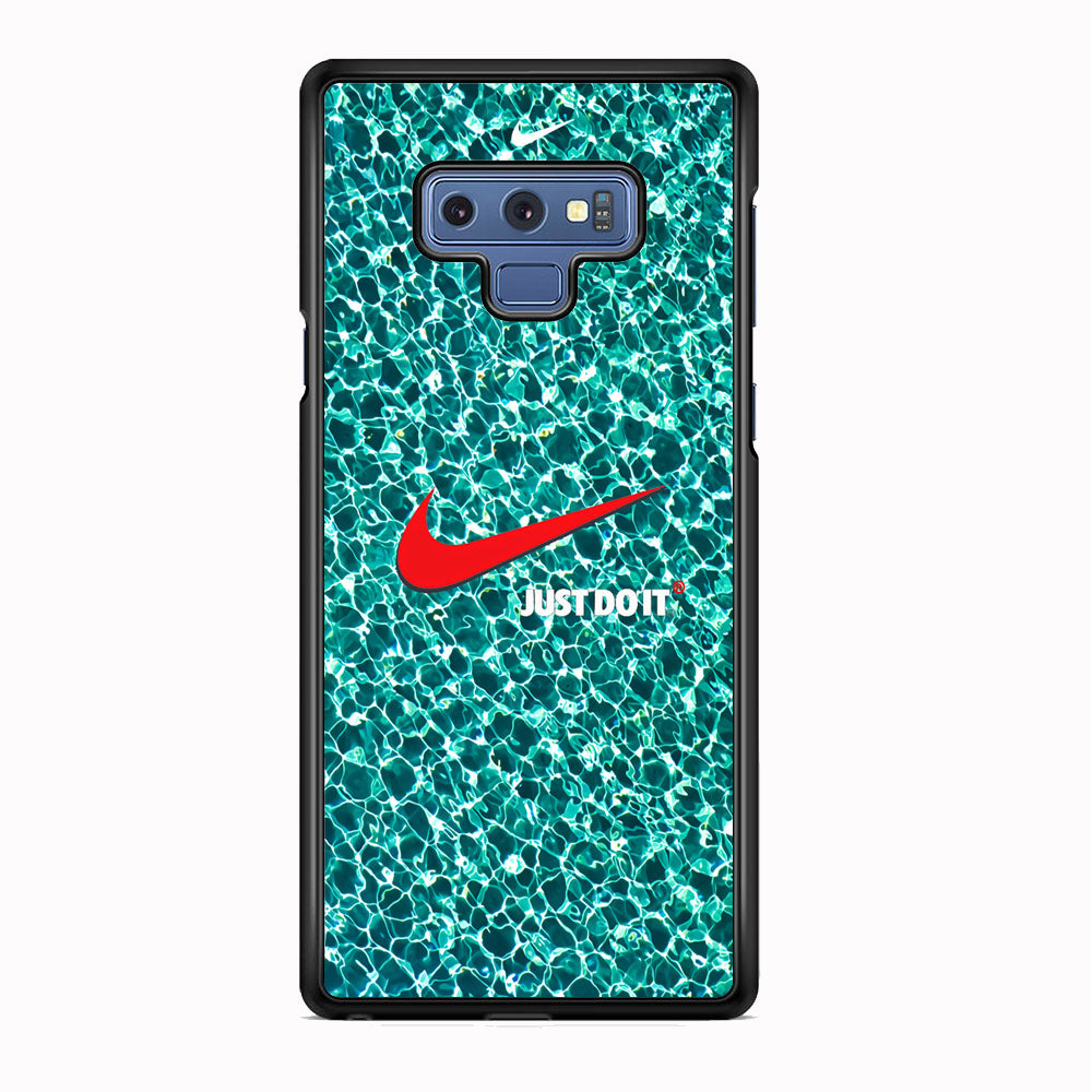 Nike Red Shiny Samsung Galaxy Note 9 Case