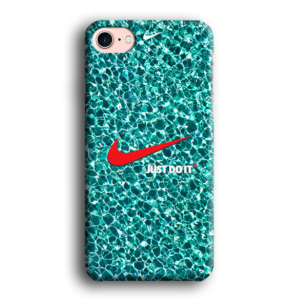 Nike Red Shiny iPhone 7 Case