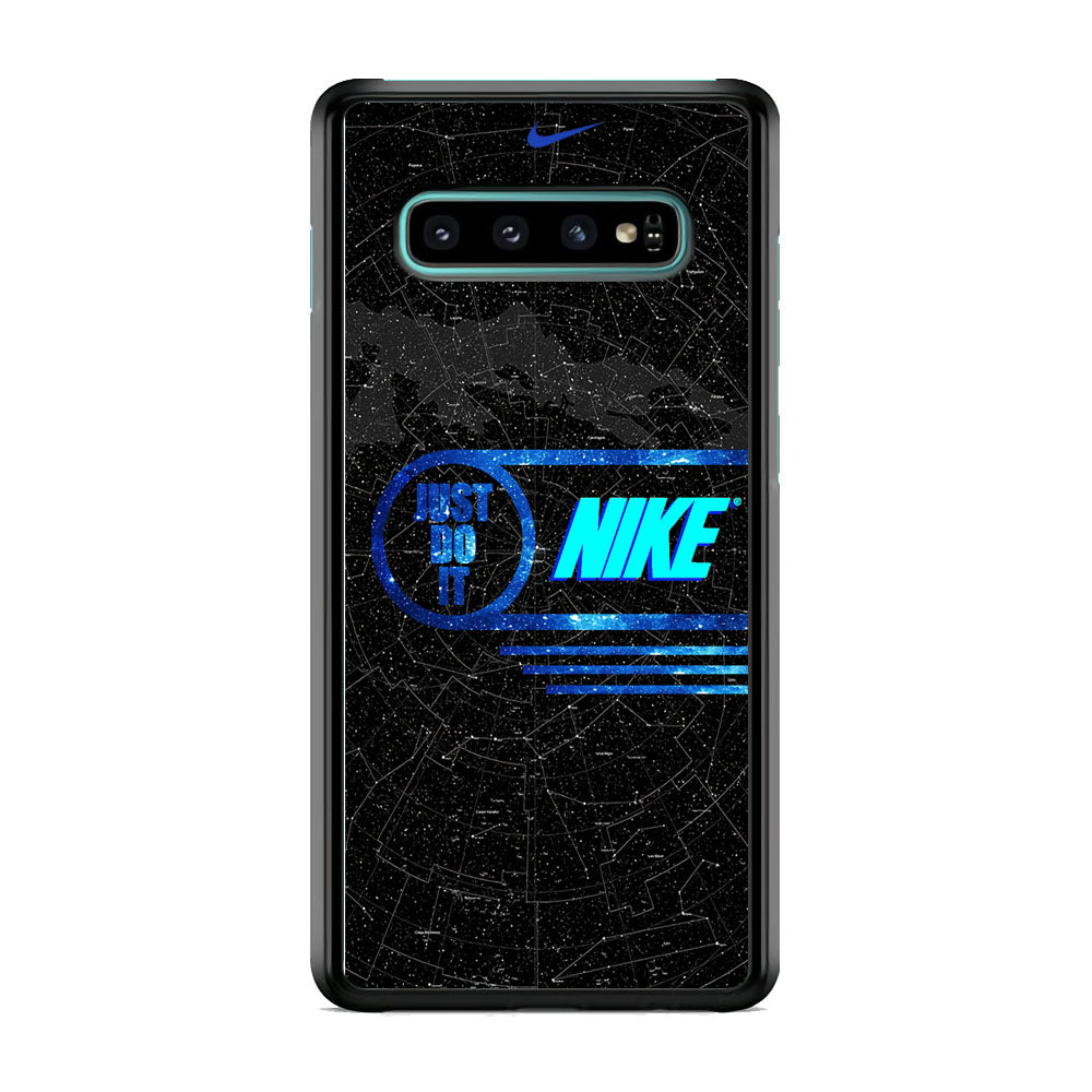 Nike Space of Serenity Samsung Galaxy S10 Case