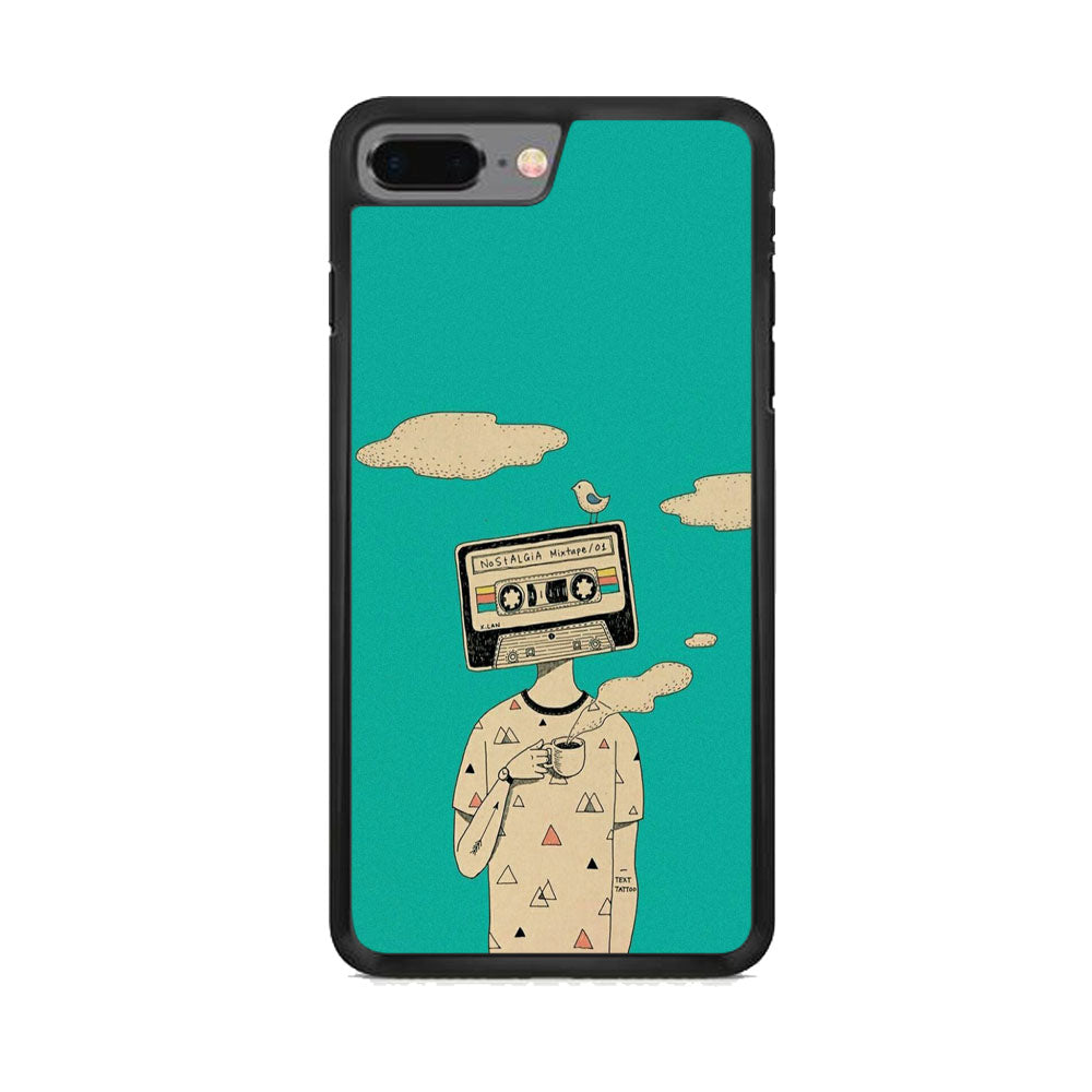 Nostalgia Mixtape iPhone 7 Plus Case