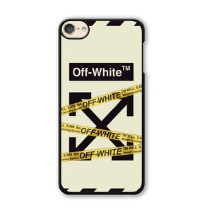 Off White Line Belts iPod Touch 6 Case