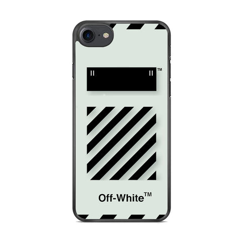 Off White Template iPhone 8 Case