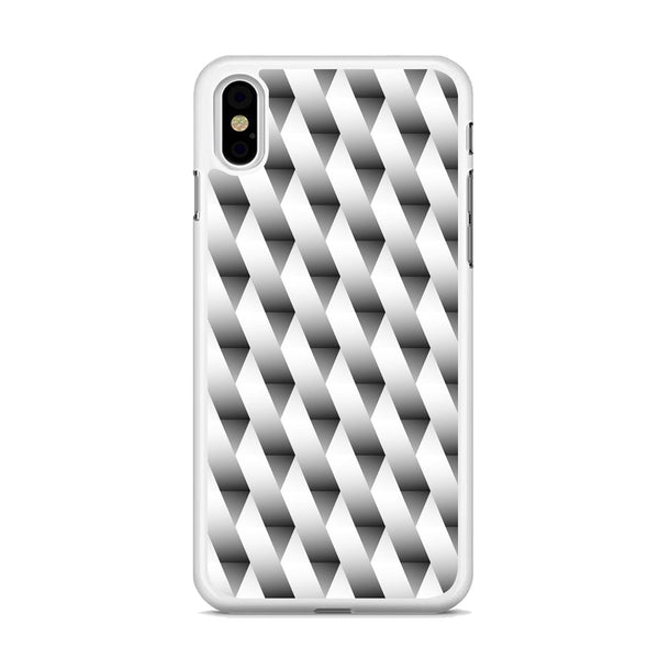 Optical Illusion 002 iPhone X Case