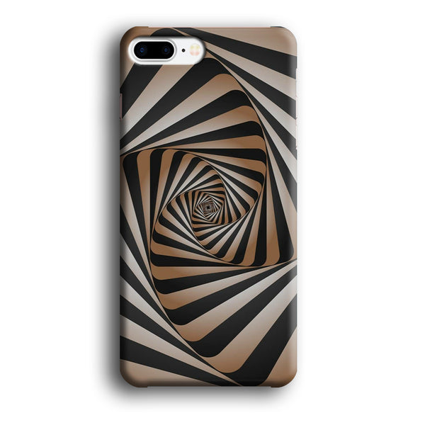 Optical Illusion 006 iPhone 8 Plus Case