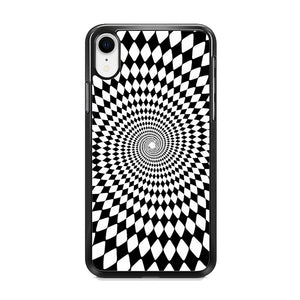 Optical Illusion 008 iPhone XR Case