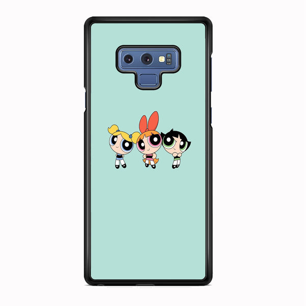 Powerpuff Girl Heroes Simple Samsung Galaxy Note 9 Case