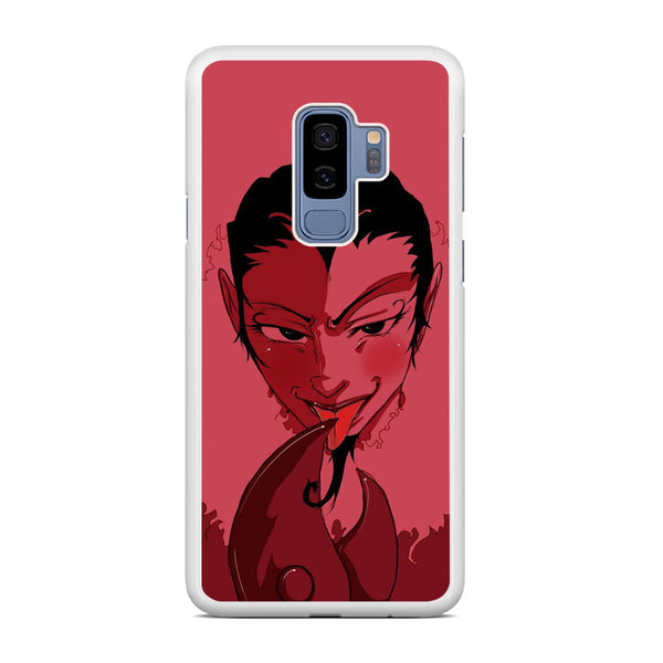 Powerpuff Girl Mojo Enemy Samsung Galaxy S9 Plus Case