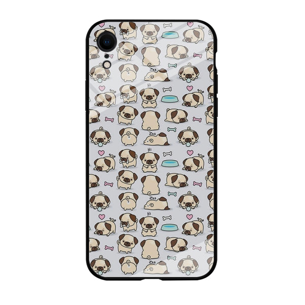 Puppies Dayli Activity iPhone XR Case