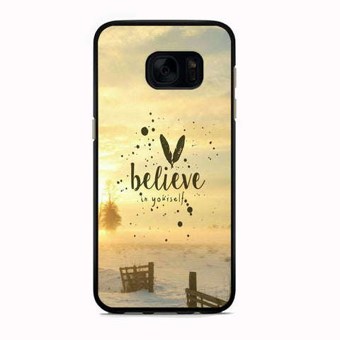 Quote Correct Words Samsung Galaxy S7 Edge Case