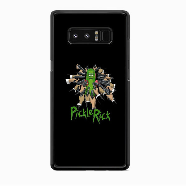 Rick And Morty Jhon Pickle Rick Samsung Galaxy Note 8 Case